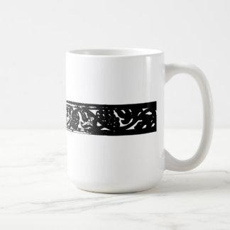 Rod Iron Grapevine Mug