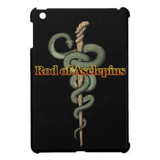 Rod of Asclepius Case For The iPad Mini