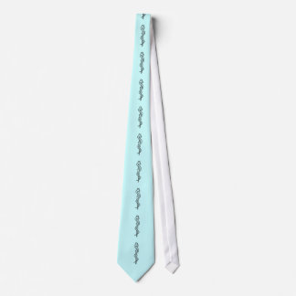 Rod of Asclepius [medical symbol] Tie