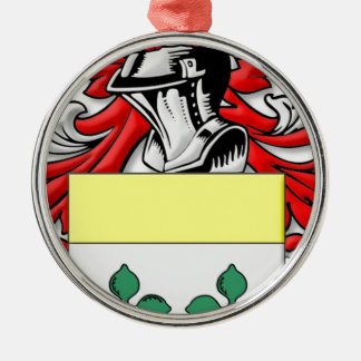 Roddy Coat of Arms Christmas Tree Ornaments