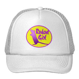 Rodent Girl Logo Hat
