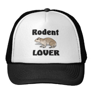 Rodent Lover Hats