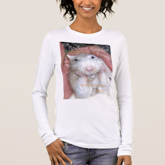 Rodent Reader Quarterly Shirt 2 - With Back Logo