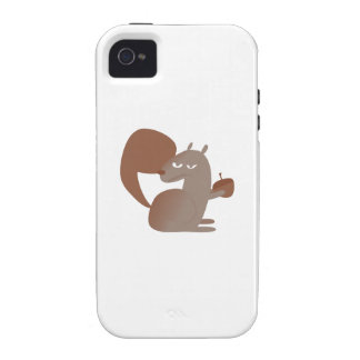 Rodent Squirrel Vibe iPhone 4 Covers