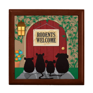 Rodents Welcome Gift Box