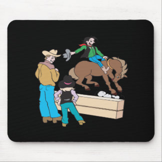 Rodeo 2 mouse pad