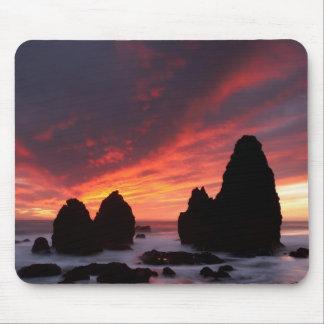 Rodeo Beach Sunset Mousepads