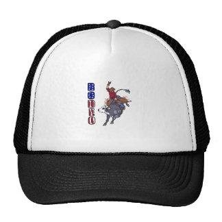 RODEO BULL RIDER CAP