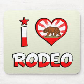 Rodeo, CA Mousepad