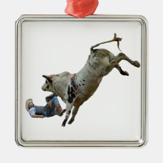 Rodeo Christmas Ornament