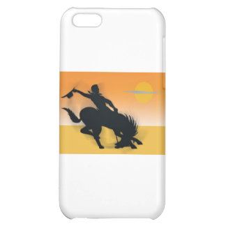 Rodeo Cowboy iPhone 5C Covers