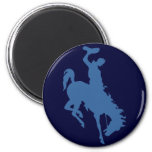 Rodeo Cowboy Magnet Magnets