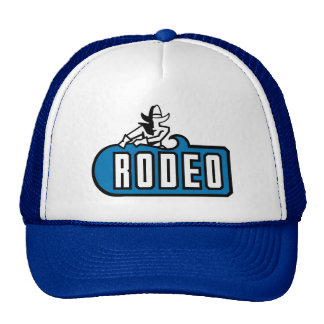 Rodeo Cowboy Old West Cap