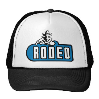 Rodeo Cowboy - Old West Hat
