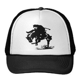 Rodeo Cowboy Trucker Hats