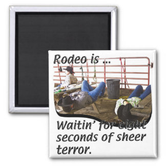 Rodeo - Cowboys - Defined Magnets