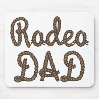 Rodeo Dad Mouse Mat