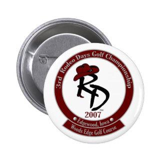 Rodeo Daze Golf Tournament Button