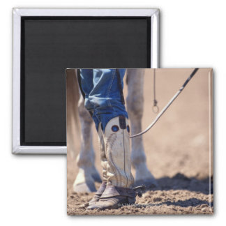 RODEO DETAILS SQUARE MAGNET