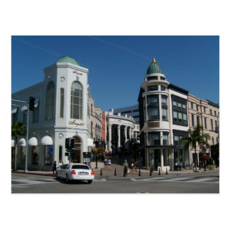 Rodeo Dr Postcard