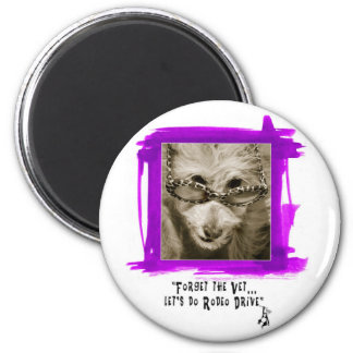 Rodeo Drive 6 Cm Round Magnet
