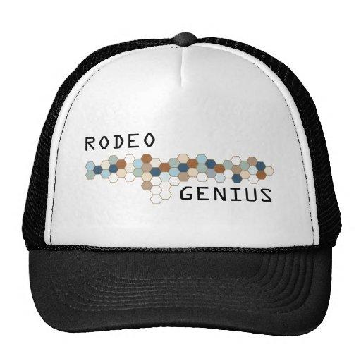 Rodeo Genius Trucker Hats