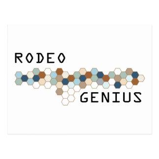 Rodeo Genius Postcards