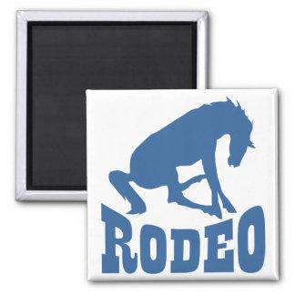Rodeo Horse Magnet Fridge Magnet