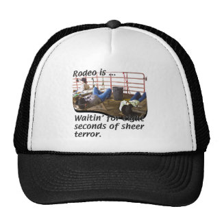 Rodeo-is Trucker Hats