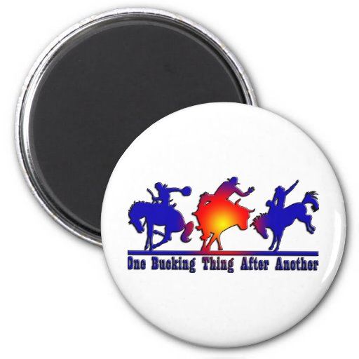 RODEO MAGNETS