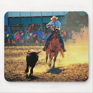 Rodeo Mousepad - Customized