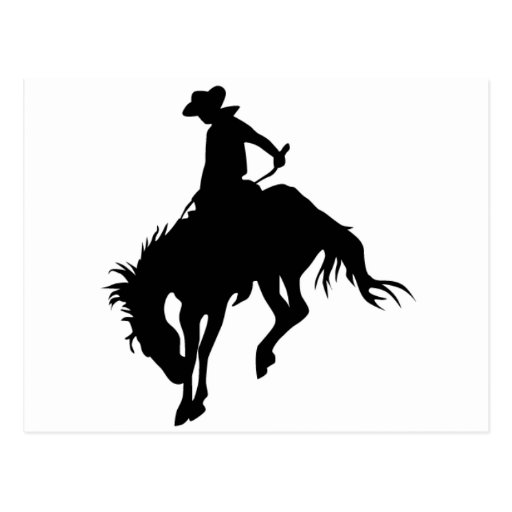Rodeo Post Card