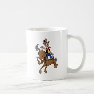 Rodeo Rider Coffee Mugs