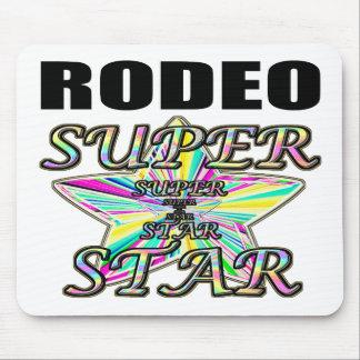 Rodeo Superstar Mousepads