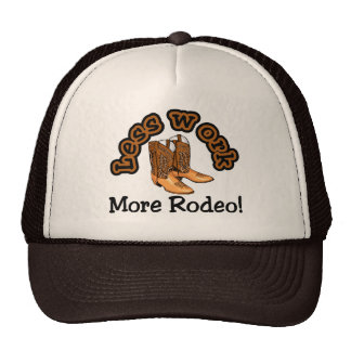 Rodeo T-shirts and Gifts Trucker Hat