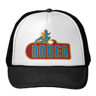 Rodeo - Western Cowboy Hat