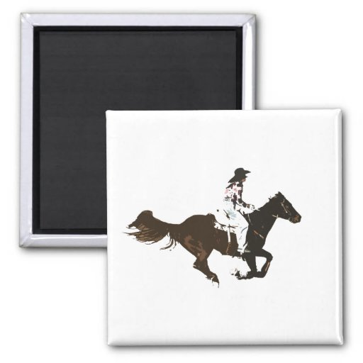 rodeos magnet