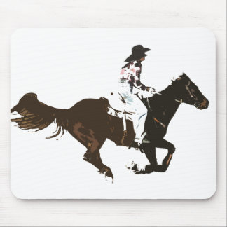 rodeos mouse pad
