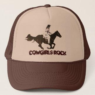 rodeos trucker hat