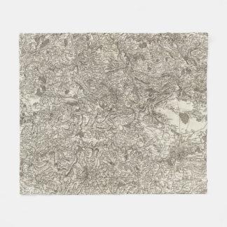 Rodez Fleece Blanket