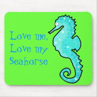 Rodney Seahorse Mousepad