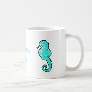 Rodney Seahorse Mug