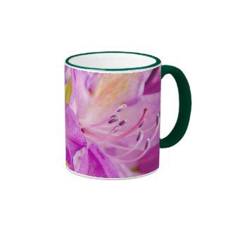 Rododendron Ringer Mug