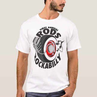 Rods n Rockabilly T-shirt