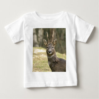 Roe Deer Buck Tee Shirt Infant