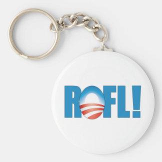 ROFL Anti Obama Key Chain