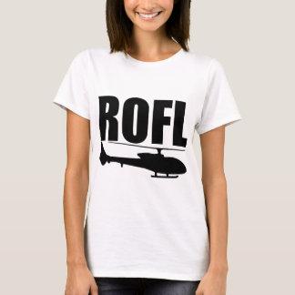 ROFL Copter T-Shirt