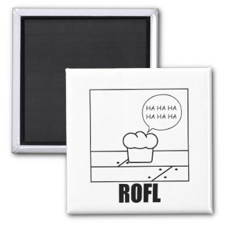 ROFL FRIDGE MAGNETS