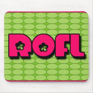 ROFL Mousepad