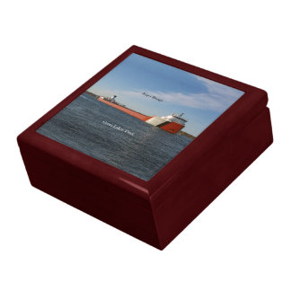 Roger Blough keepsake box